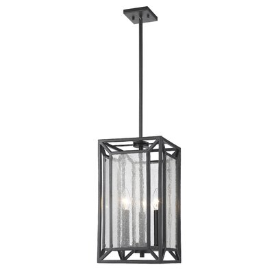 Silverstein 3-Light Foyer Pendant