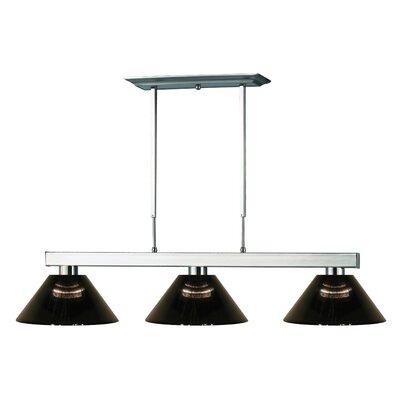 Molden 3-Light Pool Table Light