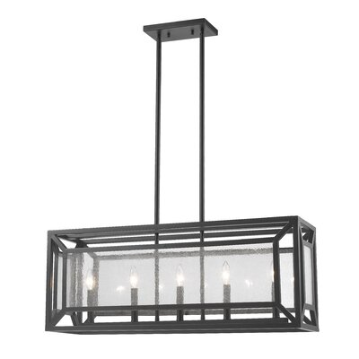 Silverstein 5-Light Kitchen Island Pendant