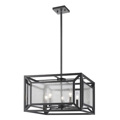 Silverstein 5-Light Foyer Pendant