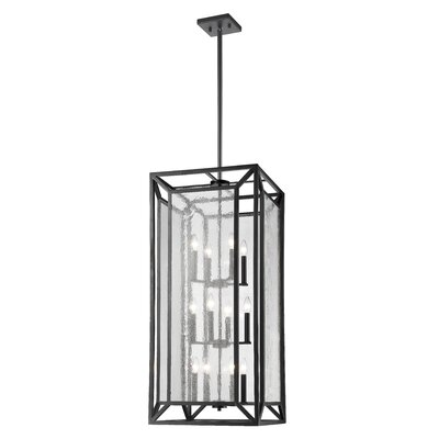 Silverstein 12-Light Foyer Pendant