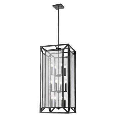 Silverstein 12-Light Foyer Pendant