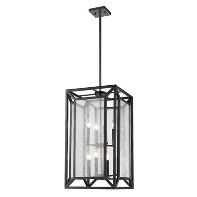Silverstein 8-Light Foyer Pendant