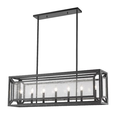 Silverstein 7-Light Foyer Pendant