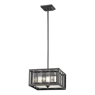 Valerii 3-Light Foyer Pendant