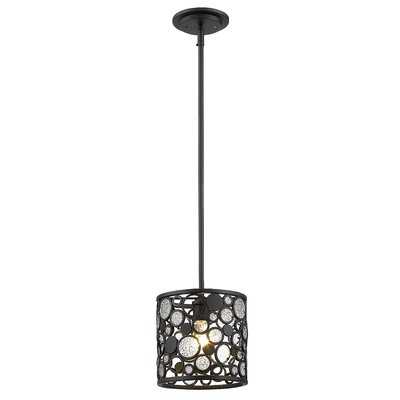 Mcguire 1-Light Mini Pendant