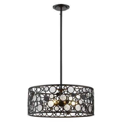 Mcguire 6-Light Drum Pendant