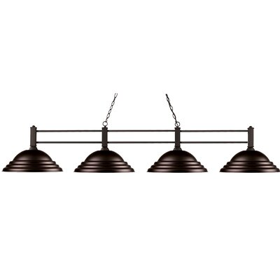 Beeching 4-Light Pool Table Light