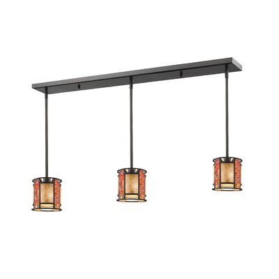 Brittain 3-Light Kitchen Island Pendant