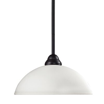Zephyr Dimmable 1-Light Inverted Pendant