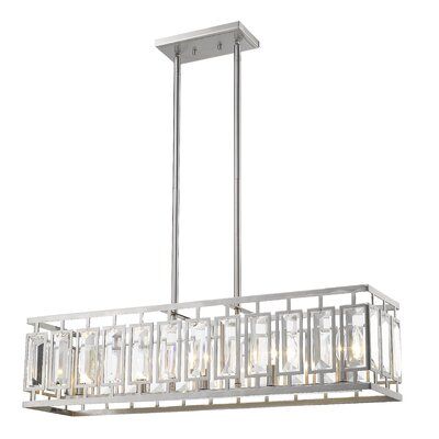 Vella 5-Light Kitchen Island Pendant