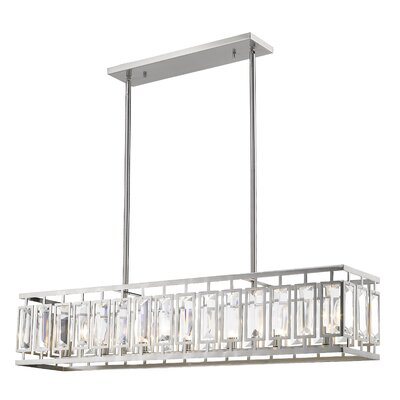 Vella 7-Light Kitchen Island Pendant