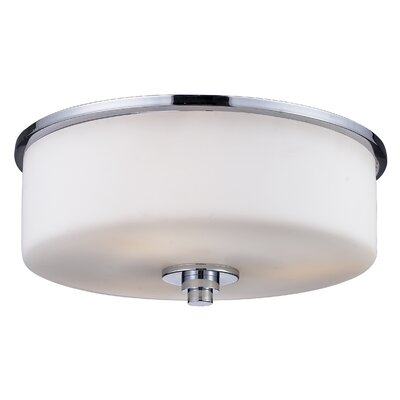 Ibis 2-Light Flush Mount