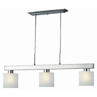 Viki 3-Light Pool Table Light