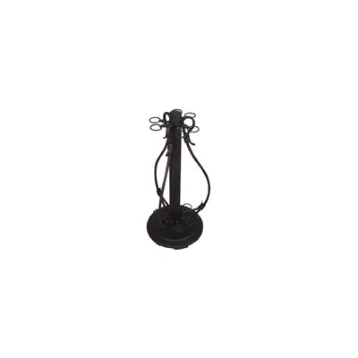 Cue Stand Billiard Light Finish: Matte Black