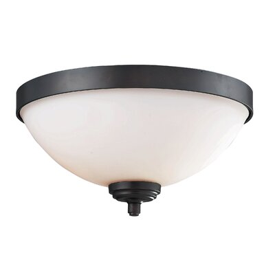 Chambley 2-Light Flush Mount