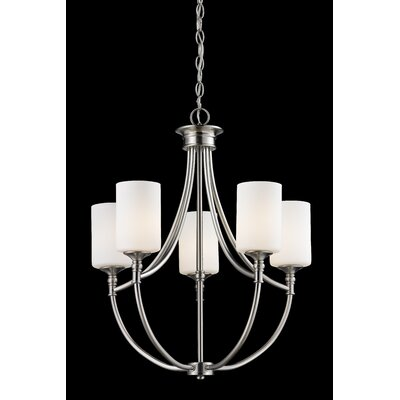 Hillsboro 5-Light Shaded Chandelier