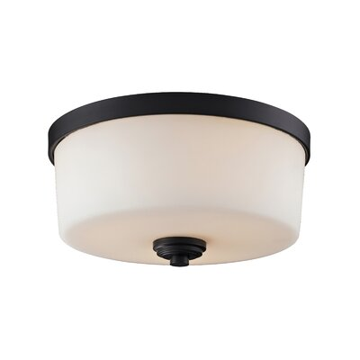 Weissport 3-Light Flush Mount