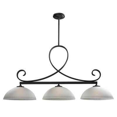 Arshe 3-Light Kitchen Island Pendant