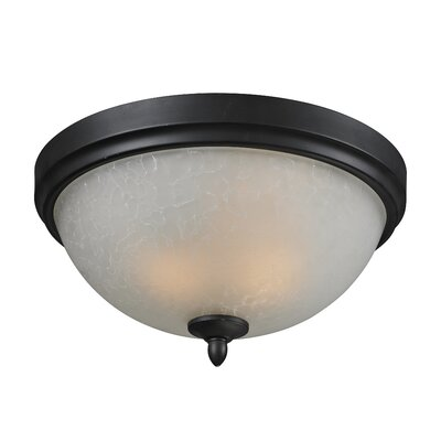 Arshe 3-Light Flush Mount
