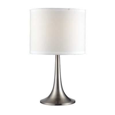 Z-Lite Portable Table Lamp in Satin Nickel at Sears.com