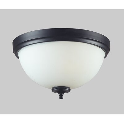 Harmony 3-Light Flush Mount Light