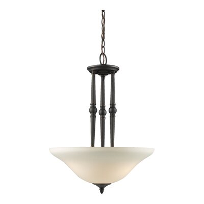 Clayton 3-Light Mini Pendant
