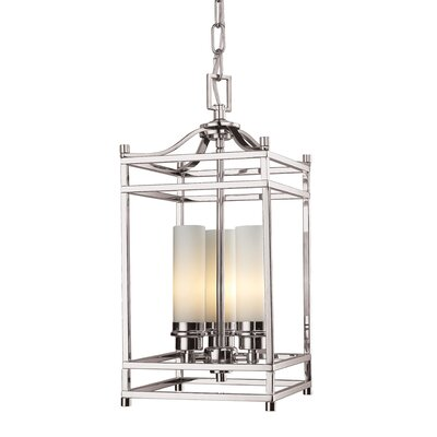 Humiston 3-Light Foyer Pendant