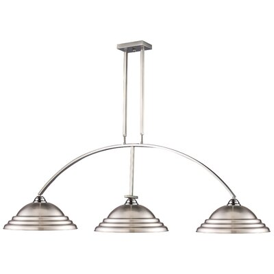 Celentano 3-Light Billiard Light
