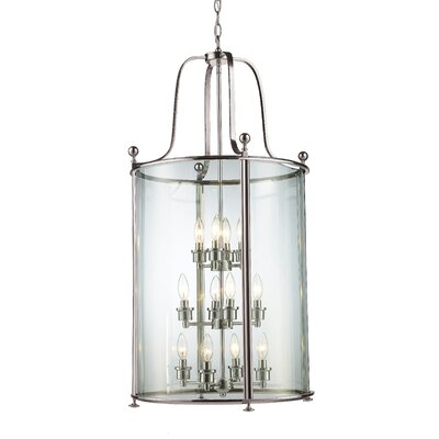 Czarnecki 12-Light Foyer Pendant