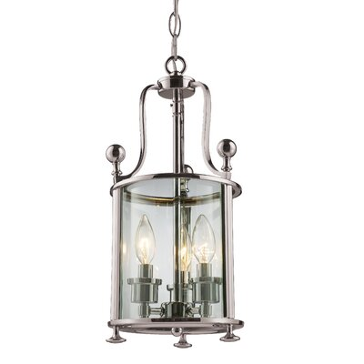 Wyndham 3-Light Foyer Pendant