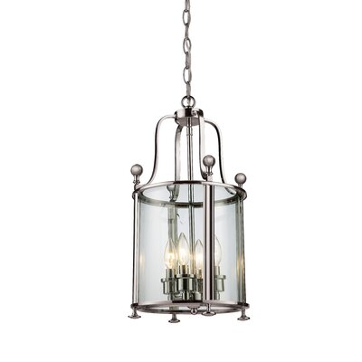 Wyndham 4-Light Foyer Pendant