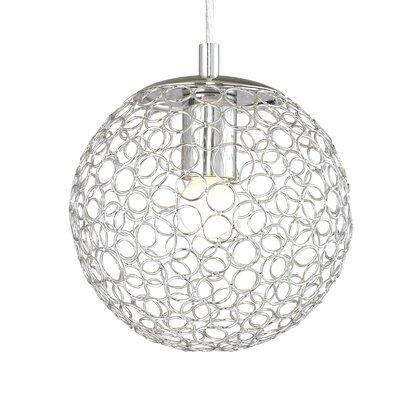 Z-Lite Saatchi 1 Light Globe Pendant 175-8