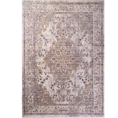Artisan Beige Area Rug Rug Size: Rectangle 311 x 54