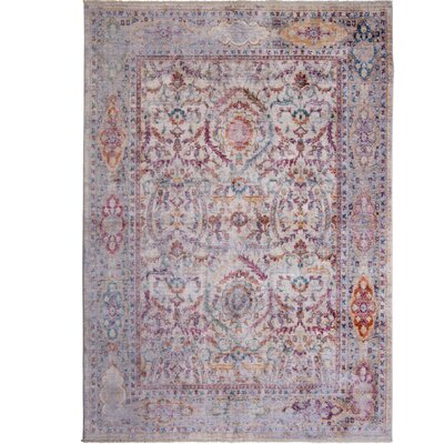 Artisan Ivory/Beige Area Rug Rug Size: Rectangle 311 x 54