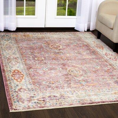 Artisan Area Rug Rug Size: Rectangle 53 x 79