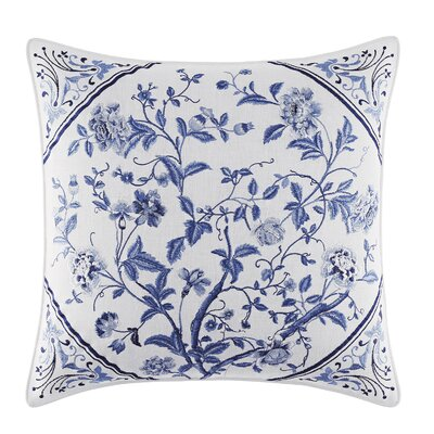 Charlotte Throw Pillow by Laura Ashley Home