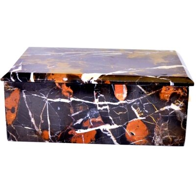 Michelangelo Marble Rectangle Box BX690MA
