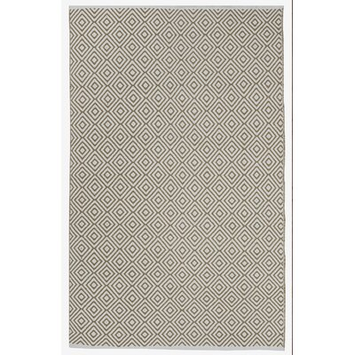 Criswell Khaki Area Rug Rug Size: 2 x 3