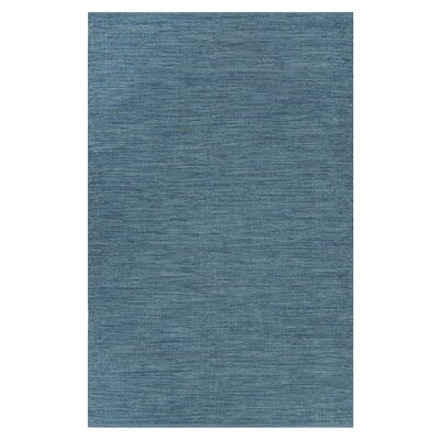 Zen Cancun Blue Sea Area Rug Rug Size: 6 x 9