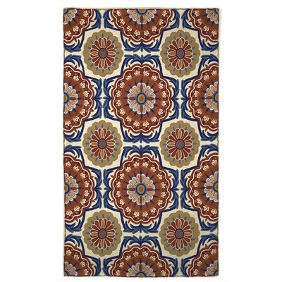 Heritage Majorelle Area Rug Size: Rectangle 4 x 6