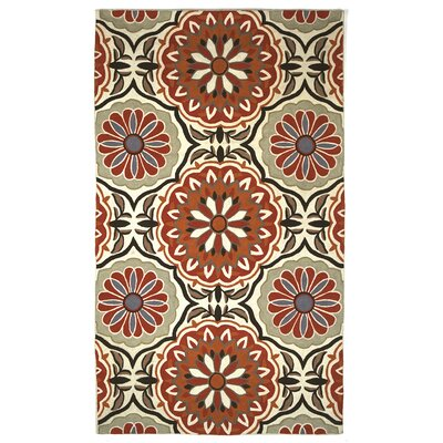 Heritage Mirabell Area Rug Rug Size: Rectangle 4 x 6