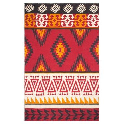 Metro Olaias Cotton Throw Color: Warm Multi
