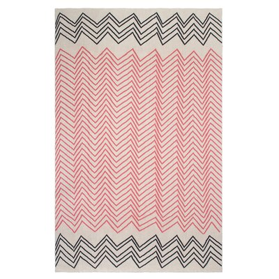 Metro Fenway Cotton Throw Color: Pink
