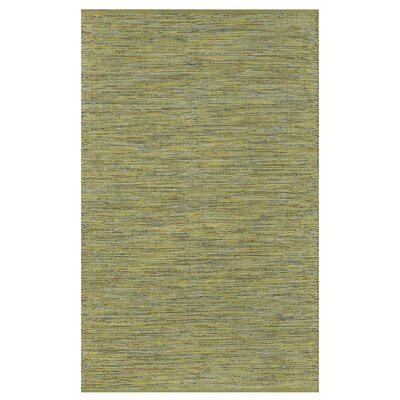 Zen Cancun Lemon/Apple Green Area Rug Rug Size: 5 x 8
