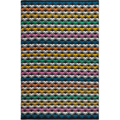 Estate Hand-Woven Indoor/Outdoor Area Rug Rug Size: 6 x 9