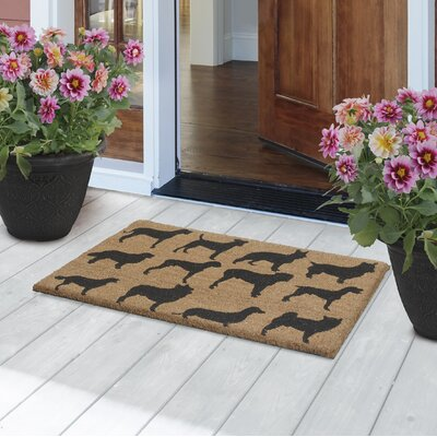 Ruff Party Door Mat