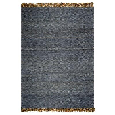 Heartland Saguaro Hand-Woven Blue Indoor/Outdoor Area Rug Rug Size: 6 x 9
