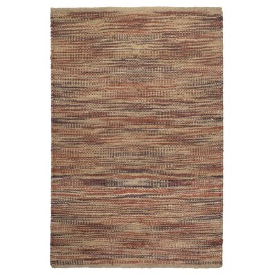 Heartland Canyonlands Hand-Woven Brown Area Rug Rug Size: 4 x 6