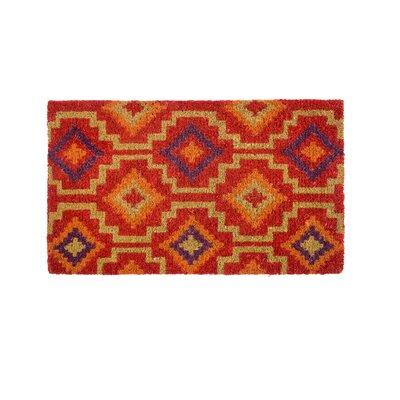 Kam Kilim Handwoven Doormat